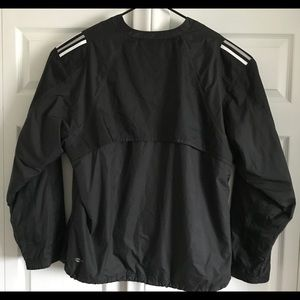 Adidas Jackets & Coats - Adidas Climalite V-neck Polyester Pull Over. XL